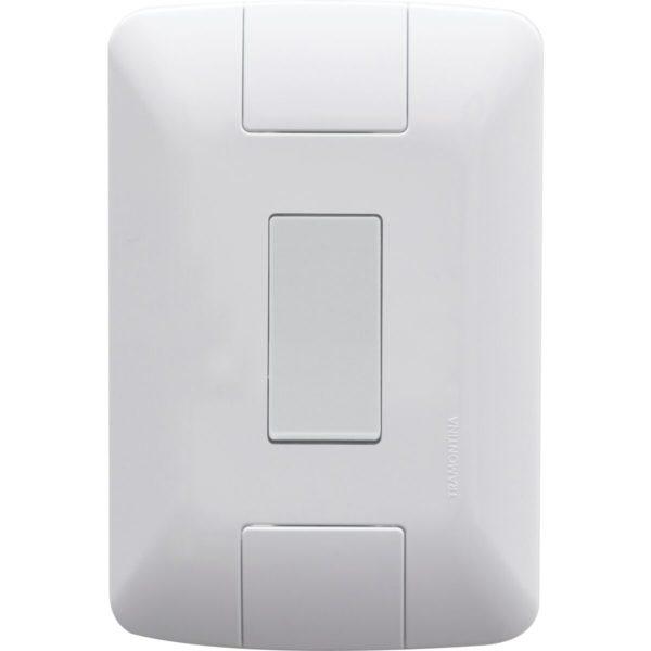 Interruptor simples Tramontina
